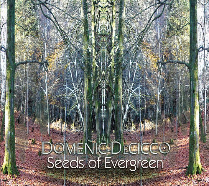 Seeds of Evergreen cd cover