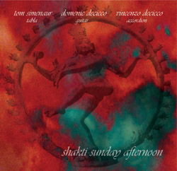 Shakti Sunday Afternoon cd
